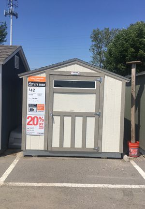 Tuff Shed SR600 for Sale in Evanston, IL