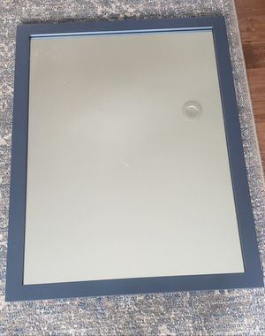 Large Blue Decorative Hanging Mirror for Sale in East Taunton, MA