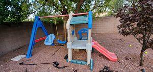 Backyard Swing/Play Set for Sale in Las Vegas, NV