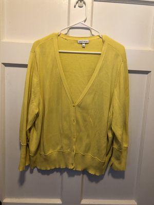 Women's plus size cardigan for Sale in Lemon Grove, CA