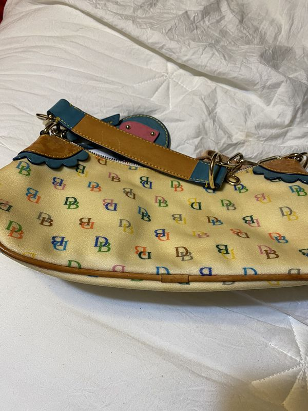 Dooney & Bourke Authenticated baguette- great condition.