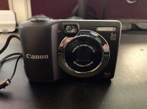 Canon Powershot A1400 16megapixel Cam for Sale in Thousand Oaks, CA