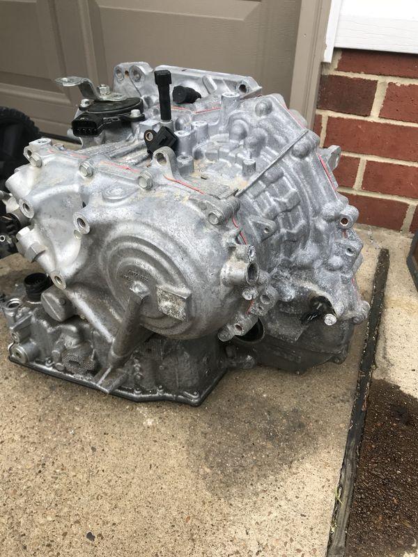 Nissan versa transmission warranty