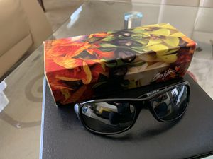 """Maui Jim """"Kipahulu"""" in Gloss Black with Neutral Grey LC for Sale in Gaithersburg, MD"""