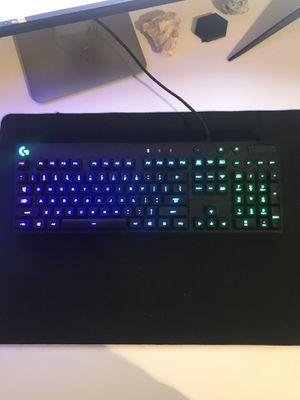 Logitech G810 wired keyboard for Sale in Falls Church, VA