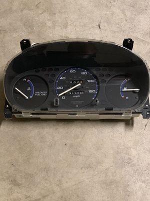 96-00 Honda Civic OEM gauge cluster for Sale for sale  Buda, TX