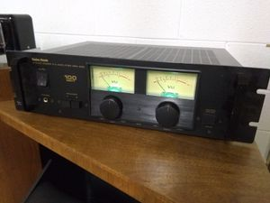 Power amplifier 100 watt per/ch for Sale in Coronado, CA