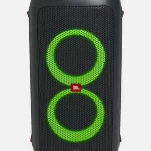 Brand new JBL speaker Partybox100. Bluetooth. USB. Rechargeable battery. Can mount on a pole. NUEVO EN CAJA. for Sale in Miami Springs, FL