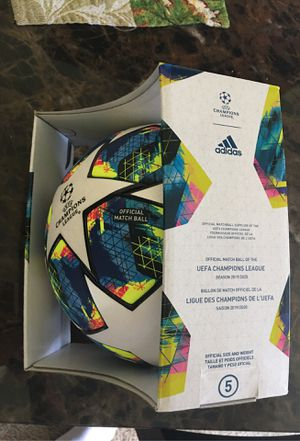 Original Adidas soccer ball for Sale in Laurel, MD
