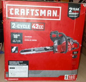 Craftsman Chainsaw for Sale in Fresno, CA