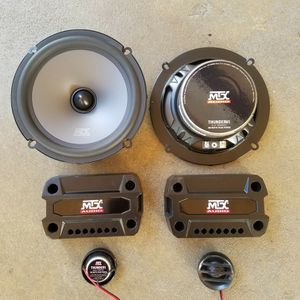 """MTX Components Speakers 6.5"""" for Sale in Ontario, CA"""