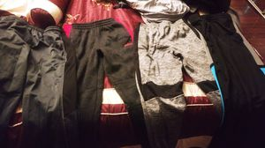 Older boys size L jogger pants and dress shirts for Sale in Lodi, CA