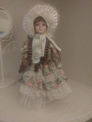Antique doll for Sale in Tulsa, OK