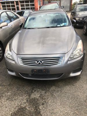 2008 Infiniti G37 part out for Sale in The Bronx, NY