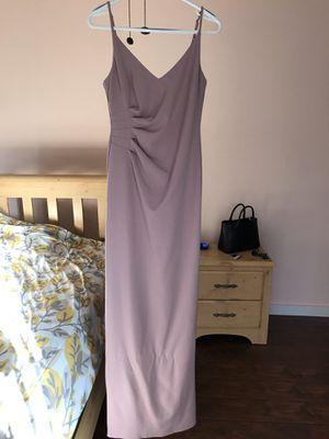 Bridesmaids Dress Mauve Size 6 for Sale in El Monte, CA