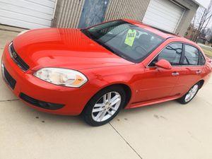 2009 Chevy Impala LTZ for Sale in Racine, WI