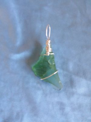 Beach glass charm for Sale in Suttons Bay, MI