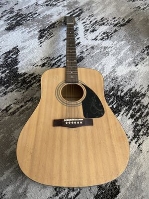 Fender FA-100 Acoustic Guitar for Sale in Spring Valley, CA