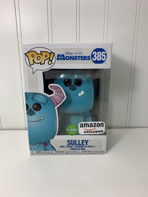 Funko pop sulley flocked Amazon exclusive Disney pop toy collectible for Sale in Miami, FL
