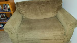 Love Seat with Ottoman. for Sale in Tampa, FL