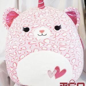 "Squishmallow Doreen 16"" Valentine's Day 2021 Cheetahcorn Plush for Sale in Tumwater, WA"