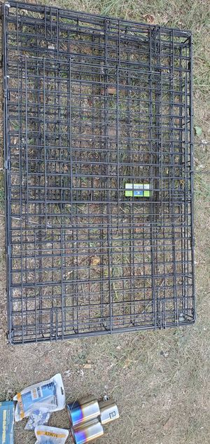 Dog cage missing bottom for Sale in East Hartford, CT