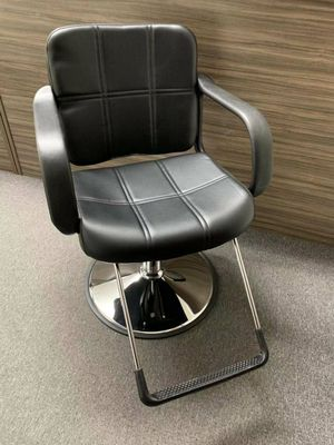 New in box Barber chair Salon Styling Makeup tattoo Swivel hydraulic Step Pump Professional Best Swivel Styling Chair Salon 350lbs Capacity for Sale in Whittier, CA