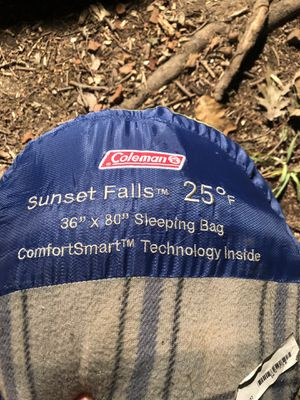 Coleman sleeping bag for Sale in Yorktown Heights, NY
