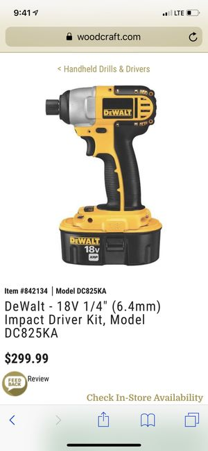 Dewalt for Sale in Lynchburg, VA