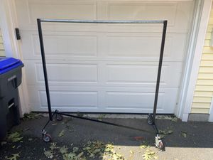 Z-Bar Clothing Rack for Sale in Monroe, CT