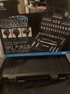 Power torque tool set for Sale in Forest Park, IL