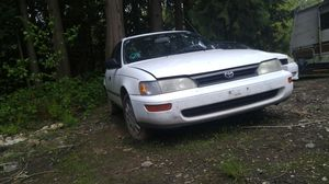 1994 Toyota Corolla DX for Sale in Tacoma, WA