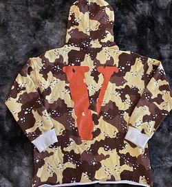 Vlone friends camo hoodie for Sale in Washington,  DC