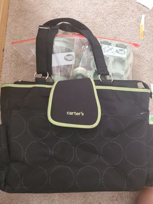 Carters diaper bag $10pickup only for Sale in Addison, IL