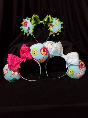 Disney Inspired Toy Story Minnie Ears for Sale in Hialeah, FL