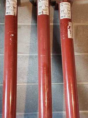 Adjustable building columns M 203 model for Sale in Sioux City, IA