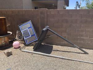 Basketball adjustable hoop for Sale in Peoria, AZ