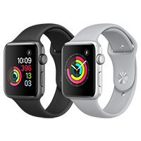 Free !!! Screen Replacement Program for Aluminum Models of Apple Watch Series 2 and Series 3 for Sale in Doral, FL