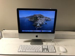 imac 20 OS catalina (newest version) for Sale in Winchester, MA