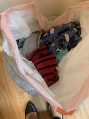 Free baby boy close mixed size nb and up for Sale in Los Angeles, CA