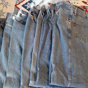 Mens Wrangler Jeans for Sale in Madison Heights, VA