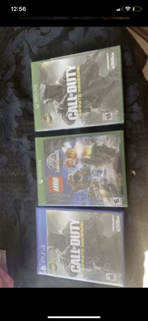 Console games for Sale in Santa Clarita, CA