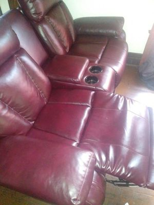 Rocker and Love Seat Recliner for Sale in Detroit, MI