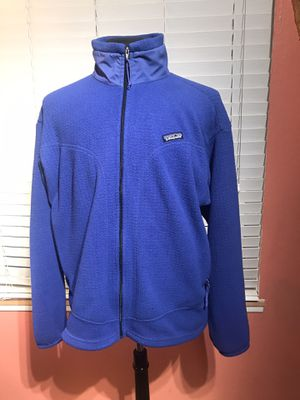 Vintage Patagonia Regulator Polartec Jacket Large for Sale in Buena Park, CA