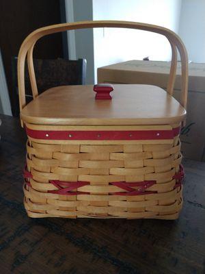Longaberger Deck the Halls Basket for Sale in Altamonte Springs, FL