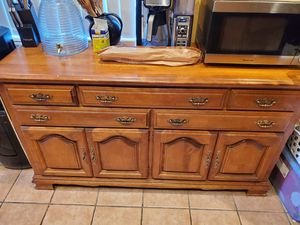 Beautiful Antique Sideboard! for Sale in San Pedro, CA