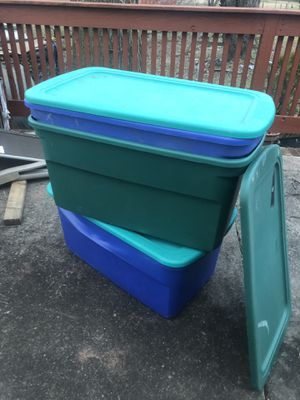 3 xtra large Storage containers for Sale in Eddington, PA