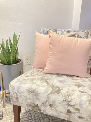 Peach Bud Pink Pillow Cases for Sale in Seattle, WA