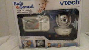 Safe and sound Vtech baby monitor for Sale in Milton, FL