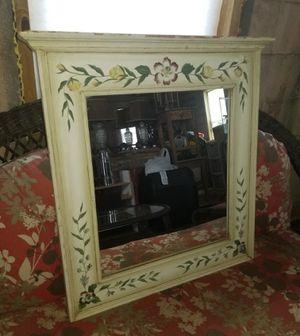 Antique Handpainted Hanging Mirror for Sale in Lewisburg, TN
